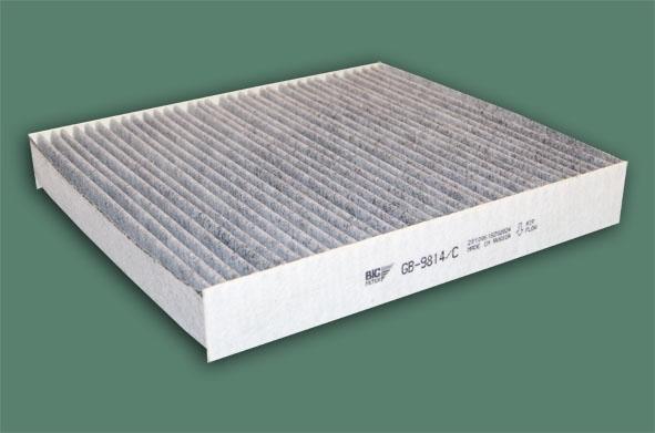 Фильтр салона угольный BIG FILTER GB9814CGB9814C