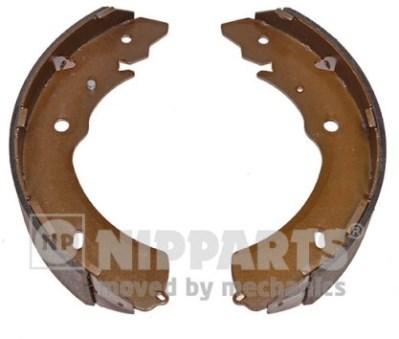 Колодки тормозные барабанные MITSUBISHI L200 05- Nipparts N3505047N3505047