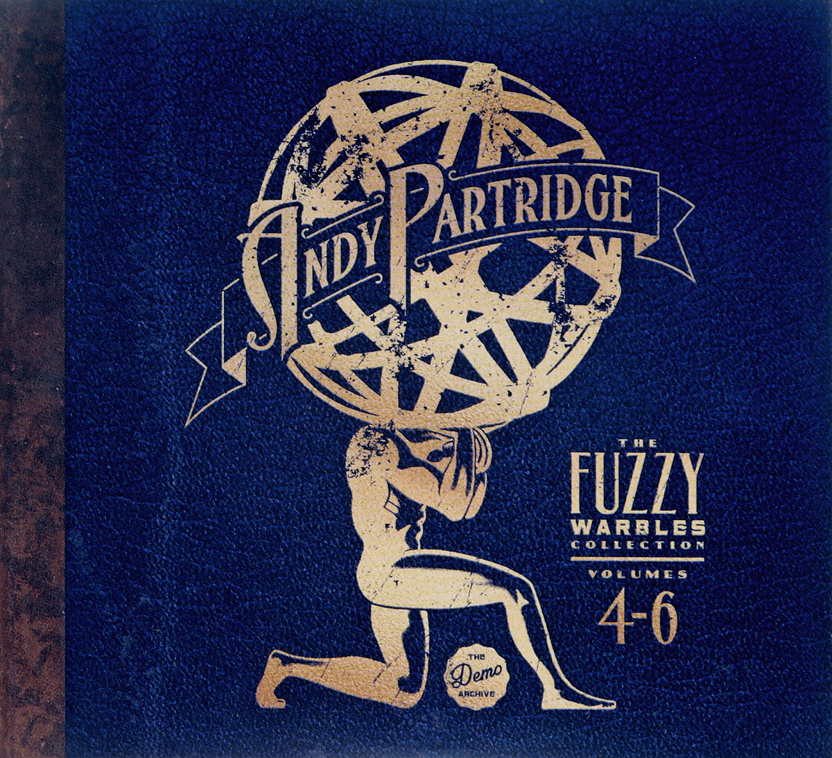 Andrew John Andy Partridge Andy Partridge. Fuzzy Warbles Volume 4-6 (3 CD) кеды andy z andy z an048awisq69