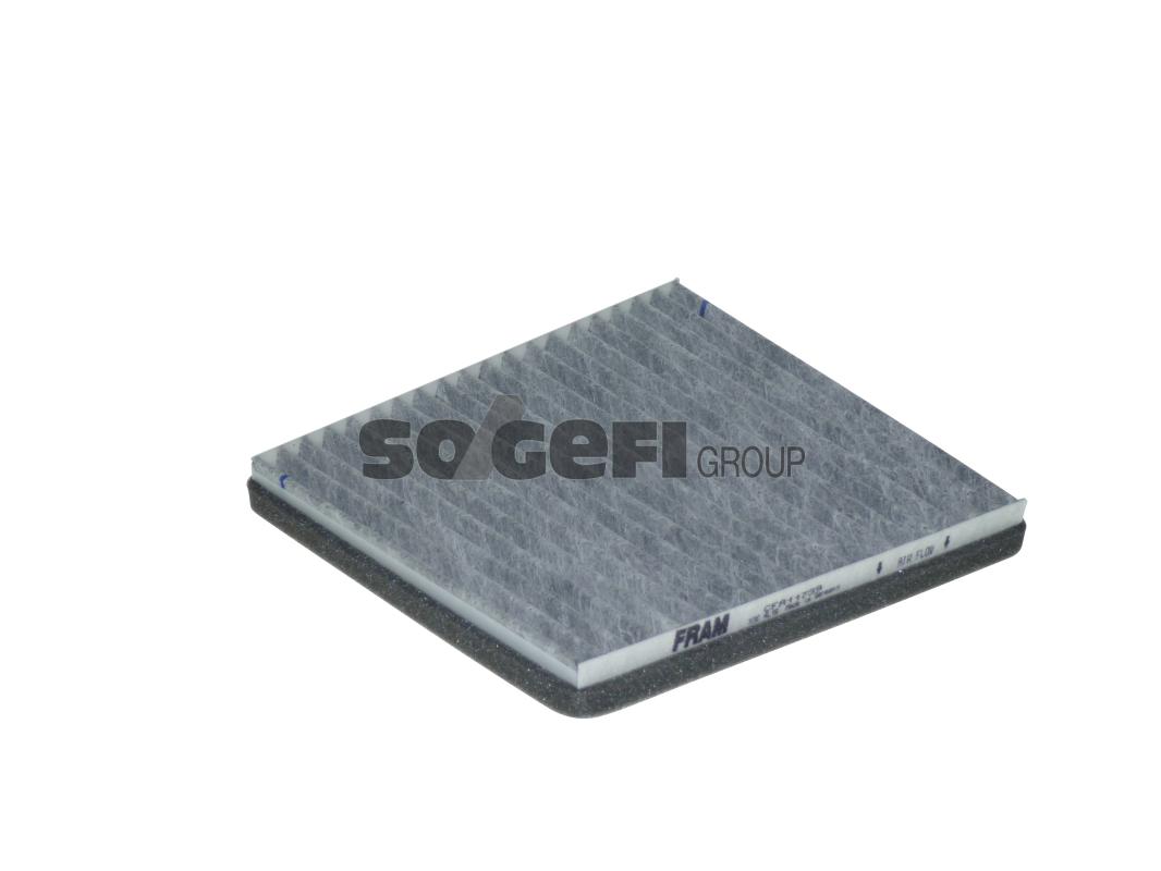 Фильтр салона угольный Fram CFA11739CFA11739