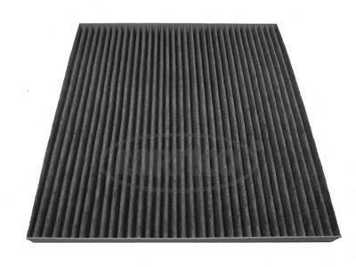 фильтр салона угольный CORTECO 8000120580001205
