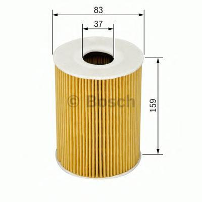 Фильтр масляный Bosch 1457429139