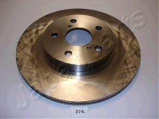 Диск тормозной Japanparts DI274 комплект 2 штDI274