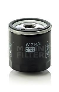 Масляный фильтр Mann-Filter W7144W7144