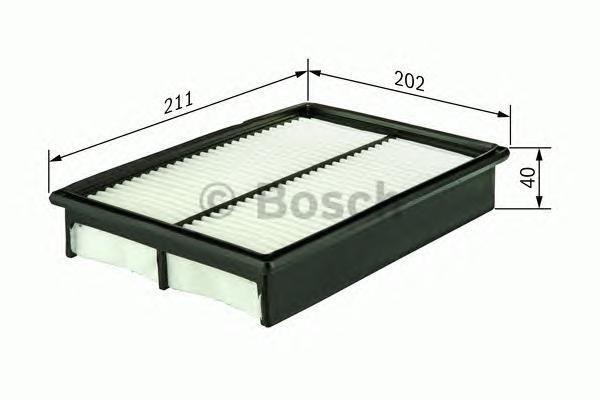 Фильтр воздушный Bosch 14574339631457433963