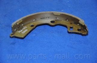 Колодки тормозные задние PMC PLB030PLB030