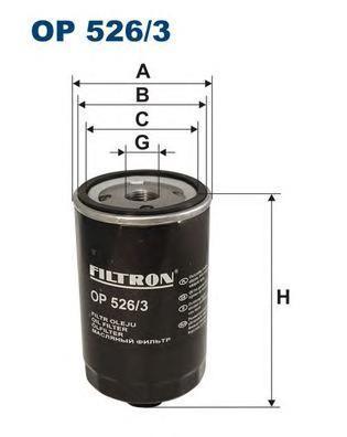 Фильтр масляный Filtron OP5263OP5263