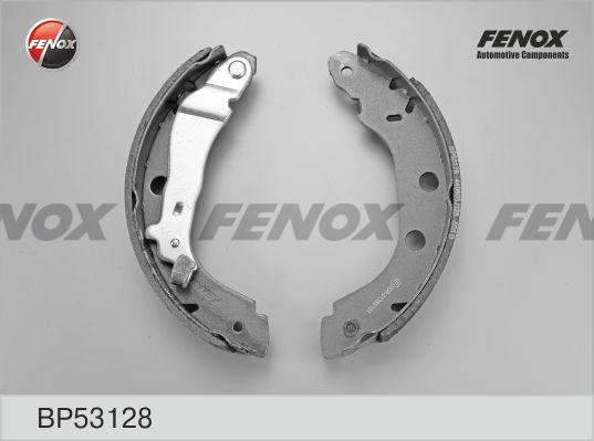 Колодки тормозные барабанные Fenox BP53128BP53128