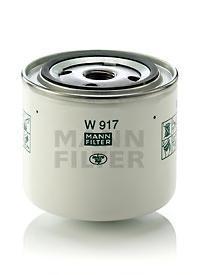Фильтр масляный Mann-Filter W917W917