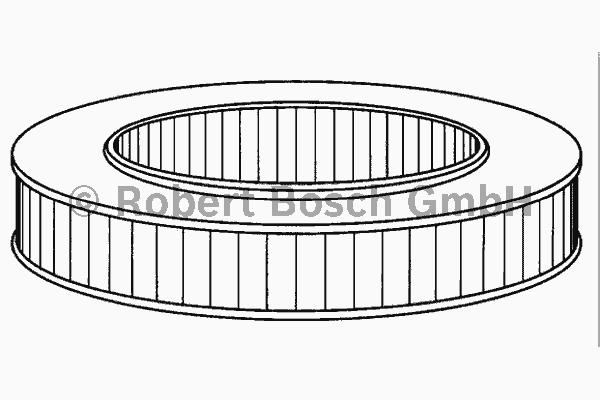 Фильтр воздушный Bosch 14574333111457433311