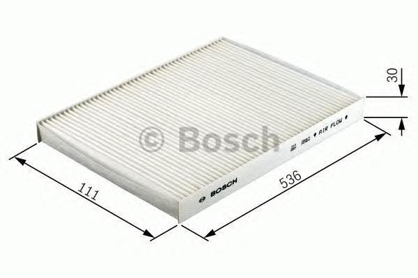 Фильтр салона (угольный) Bosch 19874323281987432328