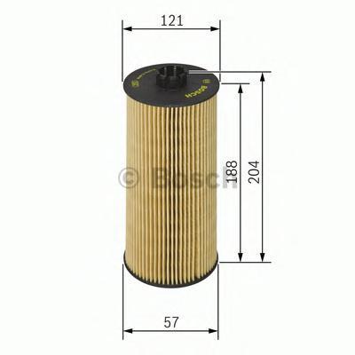 Фильтр масляный Bosch F026407051F026407051