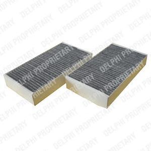 Фильтр салонный угольный DELPHI TSP0325199CTSP0325199C