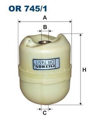 Фильтр масляный Filtron OR7451OR7451