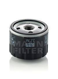 Фильтр масляный Mann-Filter W77W77
