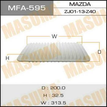 Фильтр воздушный Masuma MFA595MFA595