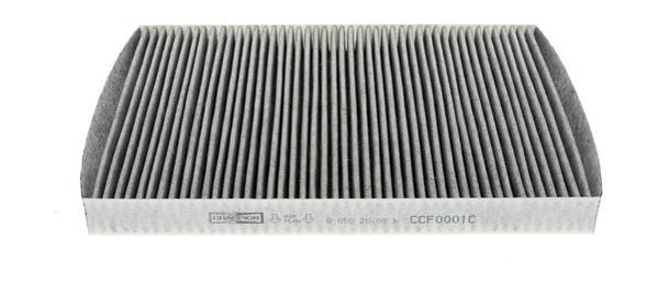 Фильтр салона угольный CHAMPION CCF0001CCCF0001C