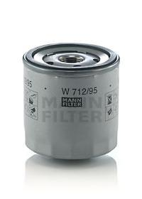 Масляный фильтр Mann-Filter W71295W71295