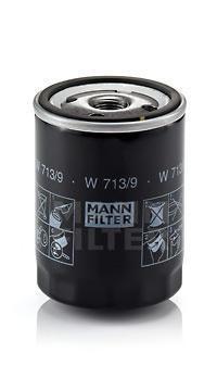 Масляный фильтр Mann-Filter W7139W7139