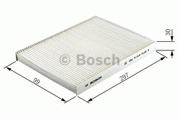 Фильтр салона (угольный) Bosch 19874324221987432422