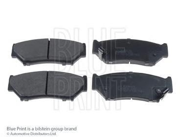 Колодки тормозные BLUE PRINT ADK84219ADK84219