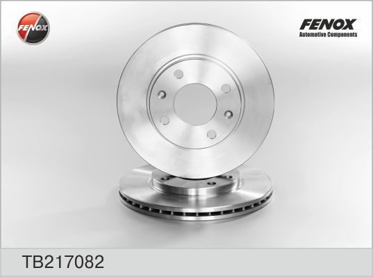 Диск тормозной Fenox TB217082 комплект 2 штTB217082