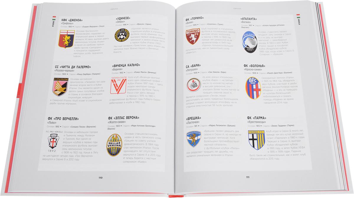 1000 лучших футбольных клубов мира.