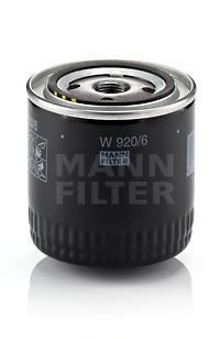 Масляный фильтрMann-Filter W9206W9206