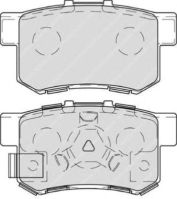 Колодки тормозные дисковые Premier Ferodo FDB4227FDB4227