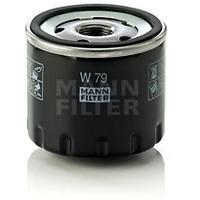 Фильтр масляный Mann-Filter W79W79