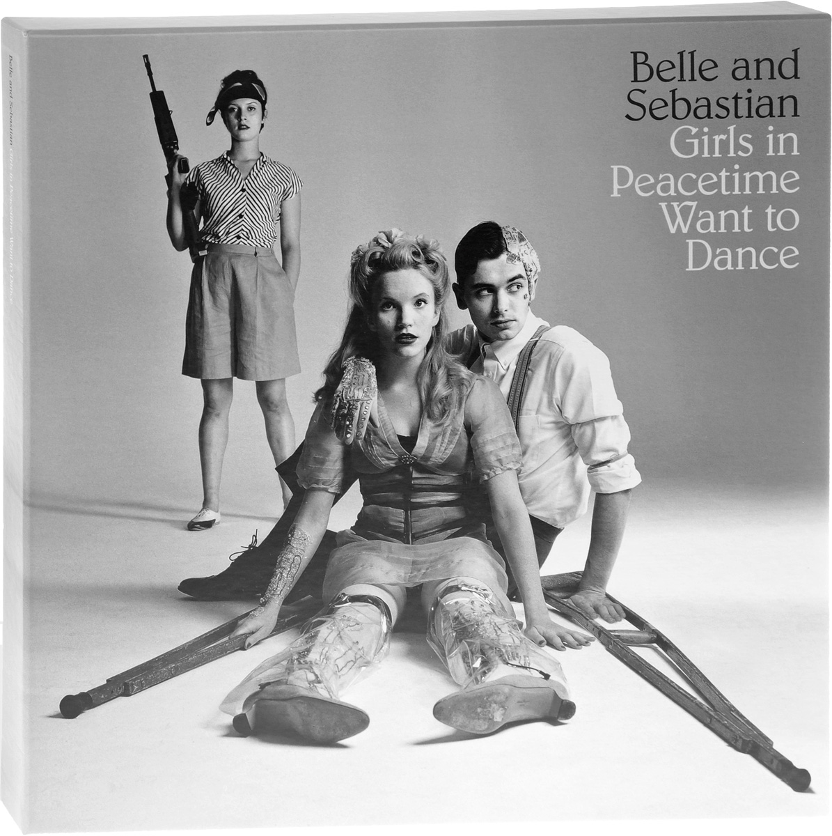 Belle & Sebastian Belle & Sebastian. Girls In Peacetime Want To Dance. Deluxe Edition (4 LP) zedd zedd clarity deluxe edition 2 lp