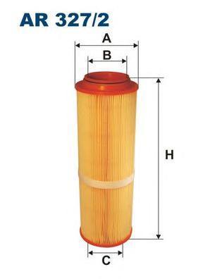 Фильтр воздушный Filtron AR3272AR3272