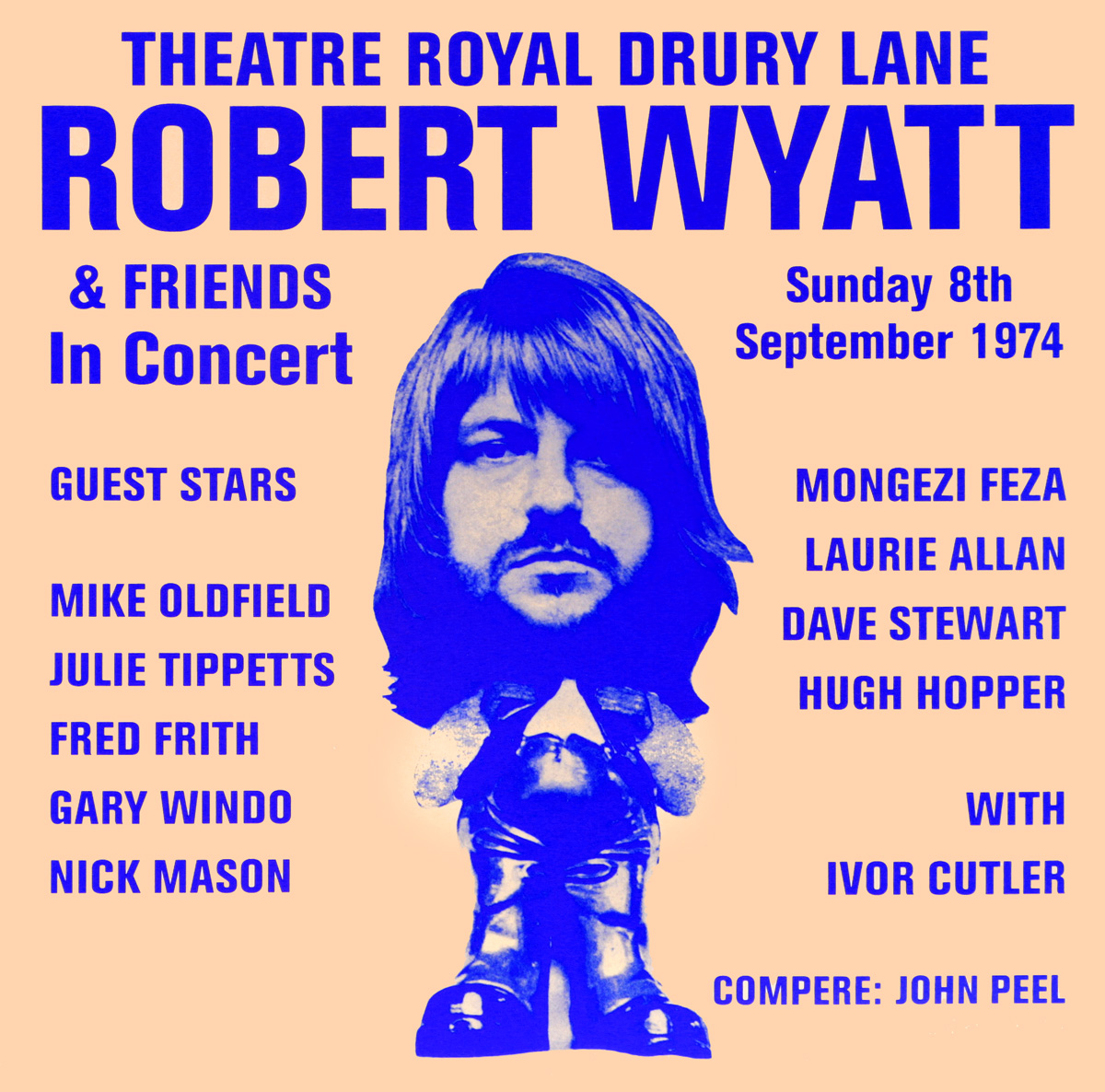 Zakazat.ru Robert Wyatt. Drury Lane (2 LP)