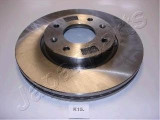 Диск тормозной Japanparts DIK15 комплект 2 штDIK15