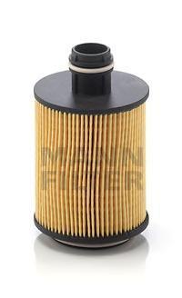 Масляный фильтроэлемент без металлических частей Mann-Filter HU70041XHU70041X