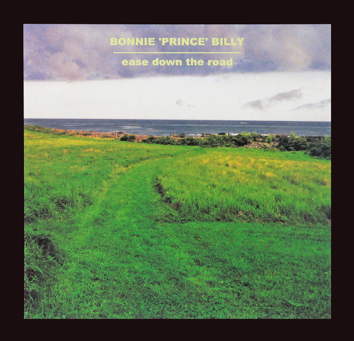 Уилл Олдхэм Bonnie Prince Billy. Ease Down The Road (LP) james yorkston the cellardyke recording and wassailing society 2 lp