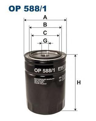 Фильтр масляный Filtron OP5881OP5881