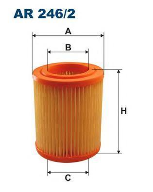 Фильтр воздушный Filtron AR2462AR2462