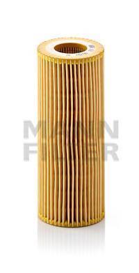 Масляный фильтроэлемент без металлических частей Mann-Filter HU722XHU722X