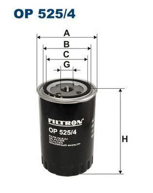 Фильтр масляный Filtron OP5254OP5254