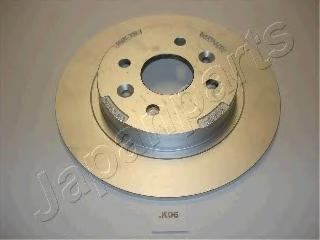 Диск тормозной Japanparts DPK06 комплект 2 штDPK06