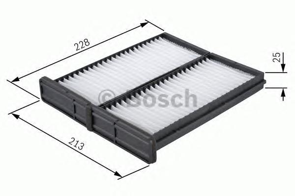 Фильтр салона Bosch 19874320861987432086