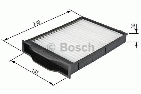 Фильтр салона Bosch 19874320931987432093