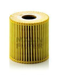 Масляный фильтроэлемент без металлических частей Mann-Filter HU8191XHU8191X