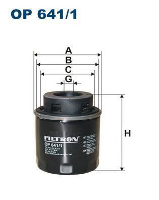Фильтр масляный Filtron OP6411OP6411