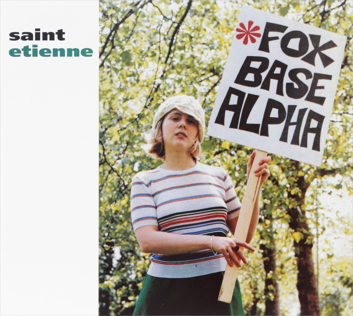 Антуан де Сент-Этьен Saint Etienne. Foxbase ALPha. 25Th Anniversary Edition (2 CD) batman arkham asylum 25th anniversary deluxe edition