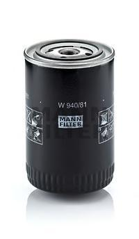 Фильтр масляный Mann-Filter W94081W94081