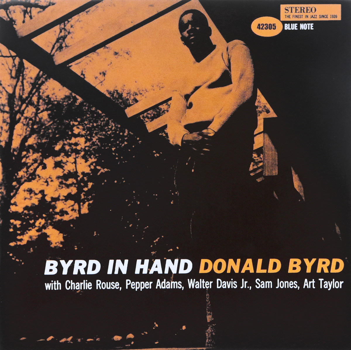 Zakazat.ru: Donald Byrd. Byrd In Hand