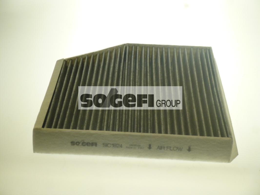 Фильтр салона угольный Fram. CFA10458CFA10458