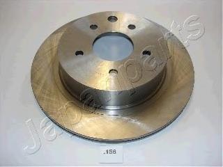 Диск тормозной Japanparts DP158 комплект 2 штDP158